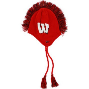 Wisconsin Badgers Tasslehawk Knit Cap