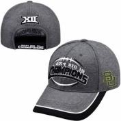 Baylor Bears Official Locker Room 2014 Big 12 Champions Grey Adjustable Hat Cap