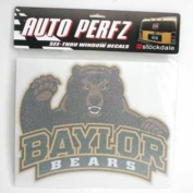 Baylor Bears Perforated Vinyl Window Decal