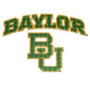 Baylor Bears High Performance Decal - Baylor Bears Over BU
