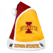 NCAA 2015 Iowa State Cyclones Santa Hat