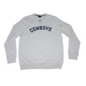Oklahoma State Cowboys Under Armour Light Grey Sweatshirt