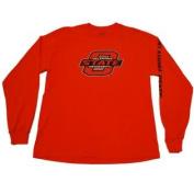 Oklahoma State Cowboys Champion Orange Football Game Day Long Sleeve T-Shirt