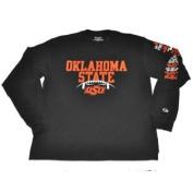 Oklahoma State Cowboys Champion Black 2014 Football Season LS T-Shirt