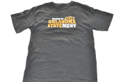Oklahoma State Cowboys Gear for Sports Making a Statement Black T-Shirt