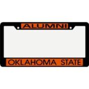 Oklahoma State Cowboys Metal Alumni Inlaid Acrylic Licence Plate Frame