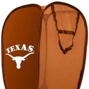 NCAA Texas Longhorns Pop-Up Hamper College Storage Basket