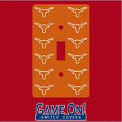 Texas Longhorns Game On Light Switch Cover
