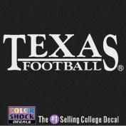 Texas Longhorns Decal - Texas Over Football