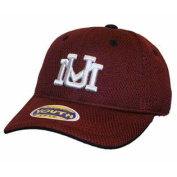 Montana Grizzlies Youth Maroon Performance Flex One Fit Hat Cap