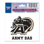 Army Black Knights Decal 7.6cm X 10cm - Army Dad