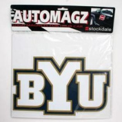 Byu Cougars Auto Magnet