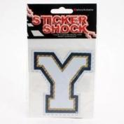 Byu Cougars High Performance Decal - Y Logo