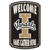 Idaho Vandals Vandals Wood Sign
