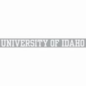 Idaho Vandals Decal Strip - University of Idaho - White