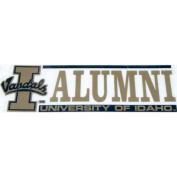 Idaho Vandals Decal - Alumni - 5.1cm X 18cm