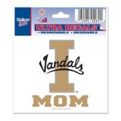 Idaho Vandals Decal 7.6cm X 10cm - Mom