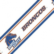 NCAA Boise State Broncos Accent Self-Stick Wall Border