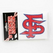 "Fresno State Bulldogs ""fs"" Decal"