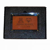Arizona Wildcats 2012 College World Series Limited Edition Leather Clear Plaque