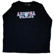 Arizona Wildcats Womens Champion Navy Long Sleeve T-Shirt