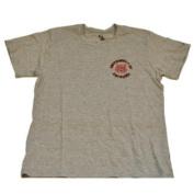 Arizona Wildcats Womens Performance Faded Logo Grey T-Shirt