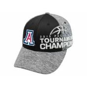 Arizona Wildcats 2015 Pac-12 Tournament Bball Champs Locker Room Hat Cap