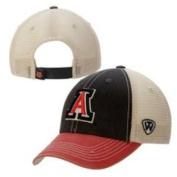 Arizona Wildcats Navy Red Offroad Adj Snapback Hat Cap