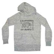 California Golden Bears 47 Brand Women Grey Textured Sweatshirt Sweatpants