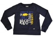 California Golden Bears Under Armour Women Navy AllSeasonGear Sweatshirt