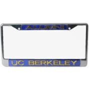 California Golden Bears Metal Alumni Inlaid Acrylic Licence Plate Frame - Berkeley