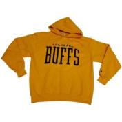Colorado Buffaloes Champion Yellow Eco Fleece Long Sleeve Hoodie Sweatshirt