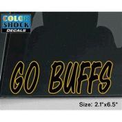 Colorado Buffaloes Decal - Go Buffs