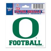 Oregon Ducks Decal 7.6cm X 10cm - Football