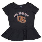 Oregon State Beavers Gear for Sports Women Dazzled Flared Bottom T-Shirt
