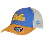 UCLA Bruins Top of the World Blue Yellow Offroad Adj Snapback Hat Cap