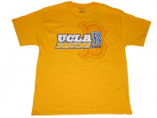 "UCLA Bruins Champion Yellow Big Shadow ""B"" Short Sleeve T-Shirt"