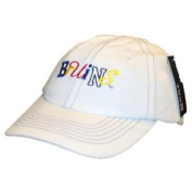 UCLA Bruins Los Angeles Gear for Sports Girl's Tactel Hat Cap White