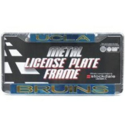 Ucla Bruins Licence Plate Frame - Metal Inlaid Acrylic Licence Plate Frame