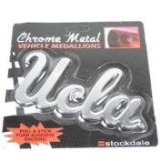 Ucla Bruins Chrome Auto Emblem