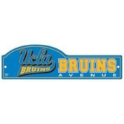 Ucla Bruins Street/zone Sign