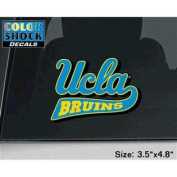 Ucla Bruins Decal - Ucla Over Bruins