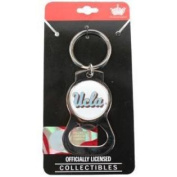 Ucla Bruins Bottle Opener Keychain With Domed Acrylic Insert
