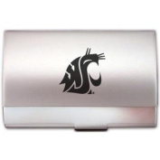 Washington State Cougars Business Card Holder