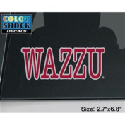 Washington State Cougars Decal - Wazzu