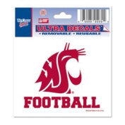 Washington State Cougars Decal 7.6cm X 10cm - Football