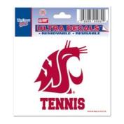 Washington State Cougars Decal 7.6cm X 10cm - Tennis