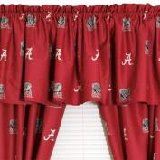 NCAA Alabama Crimson Tide Collegiate Curtain-Valance Set