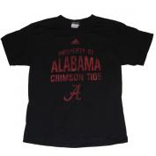 Alabama Crimson Tide Adidas Youth Black Property of Alabama T-Shirt