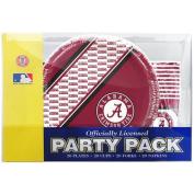 Alabama Crimson Tide Party Pack